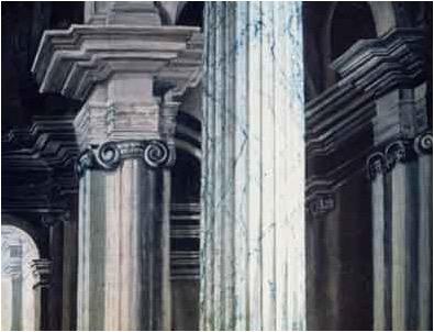 Architectural Art, a Classic Technique